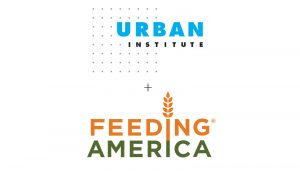 urban institute plus feeding america