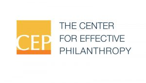 the center for effective philanthropy