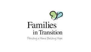 families in transition