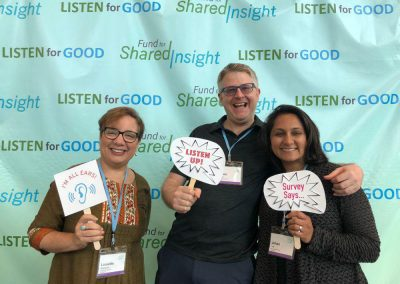2018 Shared Insight Gathering