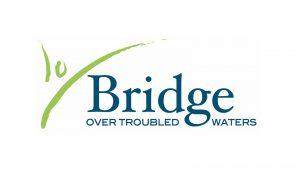 Bridge over troubled waters logo
