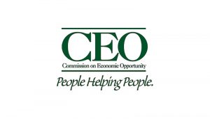 Commission on Economic opportunity logo