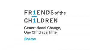 Friends of the Children logo