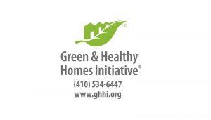 Green & Healthy Homes Initiative logo