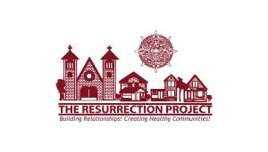 The Resurrection Project logo