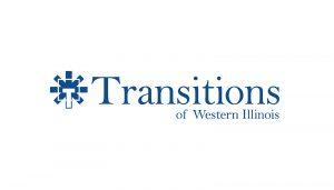 Transitions of Western Illinois logo