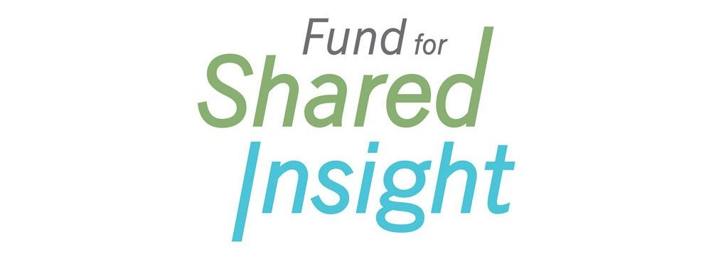 fund for shared insight logo