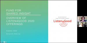 Webinar Overview of L4G 2020 Offerings
