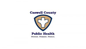 Caswell County Health Department logo